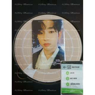 GOT7 Jinyoung Making Version PC (Flight Log: Arrival)