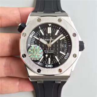 Audemars Piguet Royal Oak Offshore Diver Black Dial (Swiss 3120)