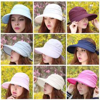 ✴️HOT ITEM ~ Outing Hats wide edge summer cap