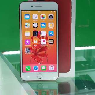 JUAL RUGI!! IPHONE 7+ 256GB - [RED EDITION]