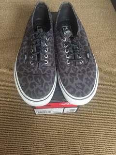 VANS Authentic Leopard/Black