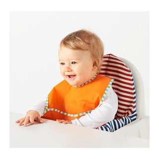 🆕IKEA Orange Bib