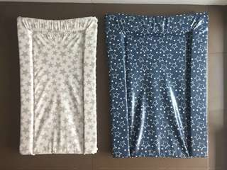 Baby Infant Padded Changing Mats from London