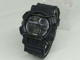 Promo Sale !!! Gshock digital Gd-400 Fullblack