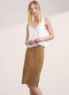 Aritzia - Wilfred free Lis skirt