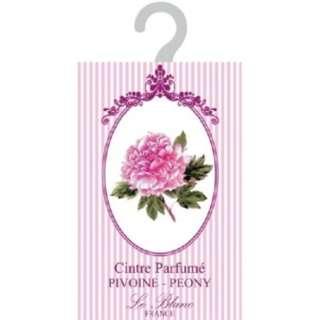 法國 LE BLANC 掛式香氛包(17.5 x 11cm)  牡丹/玫瑰/茉莉/雪松