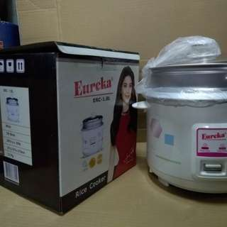 Eureka Rice Cooker brand new with minor scratches and dents but works in good conditio