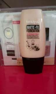 Beauty UK Matte FX foundation