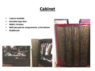 Wooden Big Cabinet