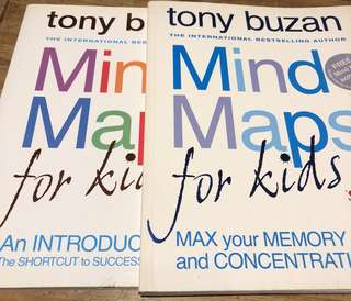 Mind map for kids by tony buzan