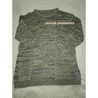 Grey Sweater - Preloved