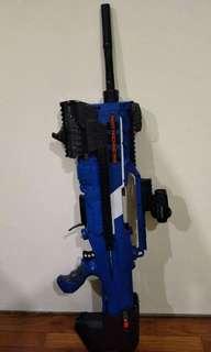 Nerf heavily modded longshot (Rektmachine mklll)