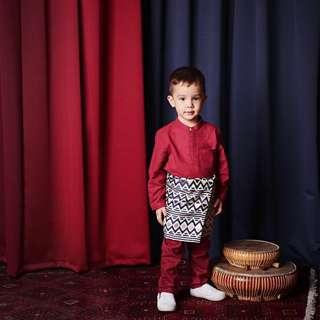 Baju Melayu - brand POKOK