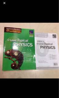 O Level Tropical Physics Past Examination Paper (2005-2014) assessment