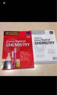 O Level Tropical Chemistry (past examination paper 2005-2014) assessement