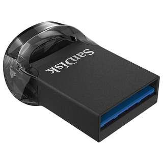 SanDisk 16GB Ultra Fit USB 3.1 Flash Drive SDCZ430