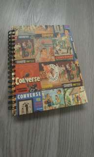 Converse Vintage Small Notebook