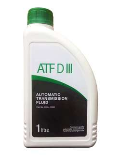 Automatic Transmission Fluid ATF D-III [1Ltr] for Perodua