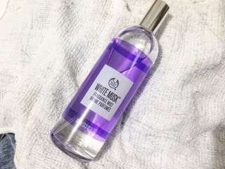 The  Body Shop perfume in White Musk