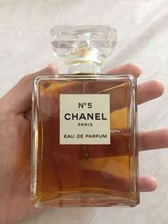 Chanel parfume no.5 - ORI