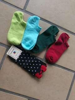 Colourful Socks from Taiwan