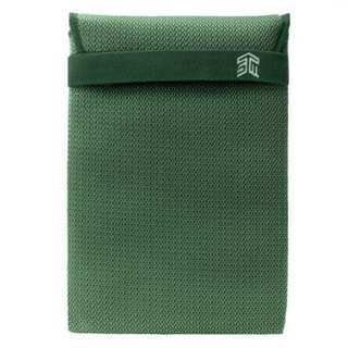BRAND NEW: STM Knit Glove Laptop Sleeve (green)