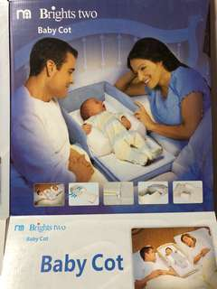 Mothercare Brights Two Baby Cot