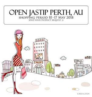 Open jastip Perth