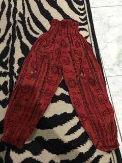 Repriced!! Hindi/ Sanskrit/ Hindu/ Tibetan/ Indian pants
