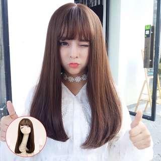 Hair Wig - Medium long