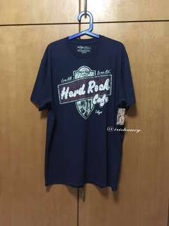 HARD ROCK CAFE AUTHENTIC T-SHIRT