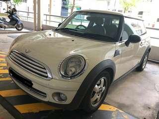 Mini Cooper One 1.6A  R56 2008