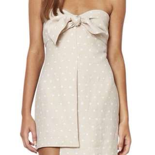 Bec & Bridge So Frenchy Mini Dress
