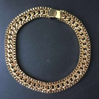Forever 21 collar necklace