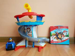 Paw Patrol Lookout Point