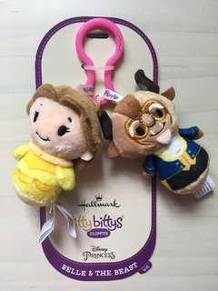 美國Hallmark Belle & Beast itty bittys