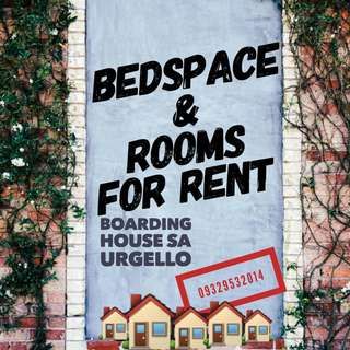 Rooms and bedspace for rent