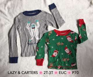 Lazy One & Carters