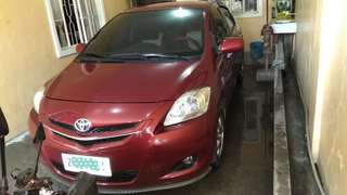 Toypta Vios J 2009 manual