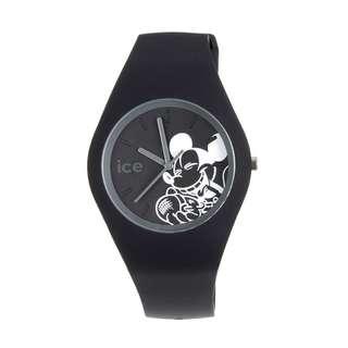 Japan Disneystore Disney Store Mickey Mouse Black Singing Ice Watch Preorder