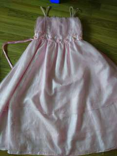 Preloved - girl's gown dress worn once only
