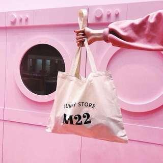 Mercci22 帆布袋