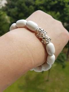 Bracelet (Howlite)