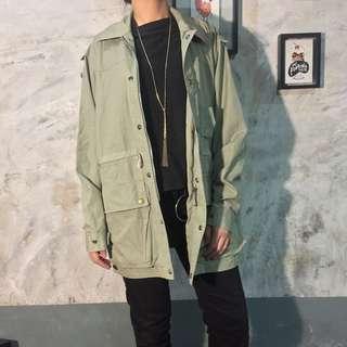 Jerme long jacket