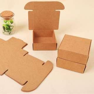 Small Kraft Box