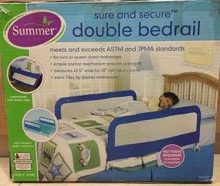 Double Bedrail for kids