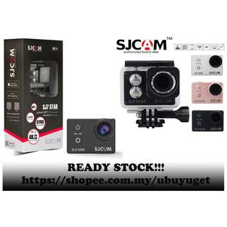 Original SJCAM SJ7 Star Action Camera