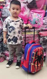 BAGS FOR KIDS TROLLY