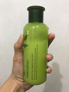 Innisfree Green Tea TONER