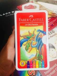 Faber Castel oil pastels